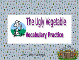 Journey's - Lesson 7 - Ugly Vegetables - vocabulary powerpoint - second grade