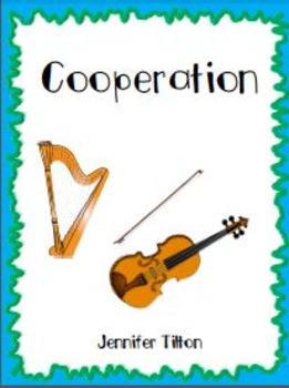 Cooperation Literacy Unit and Literacy Centers