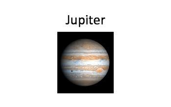 Jovian Planets Lesson