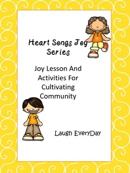 Joy Booklet and Random Acts of Kindness for Kids