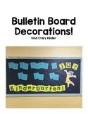 Joy Bulletin Board