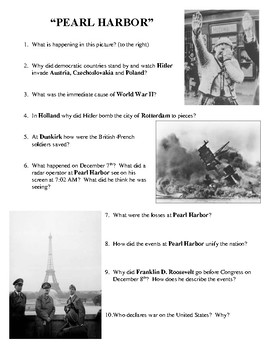 "Joy Hakim's ""War, Peace and All that Jazz""  Chapter 30 Worksheet"