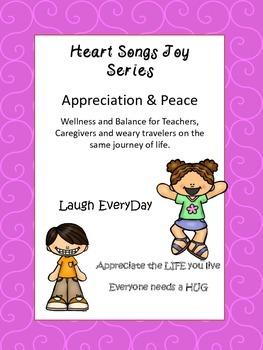 Joy Series Appreciation & Peace for Teachers