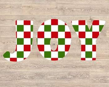 Joy Wreath svg Joy svg Christmas svg Cricut svg eps dxf 954S