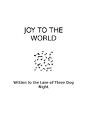 Joy to The World - Original Rock Version