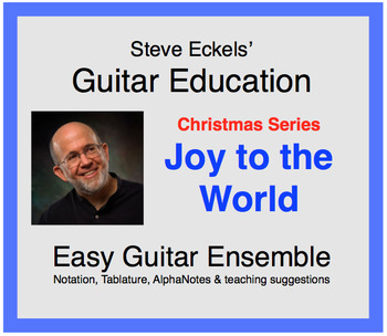 Joy to the World - Guitar Ensemble
