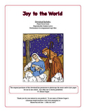 Joy to the World (with mp3 files)