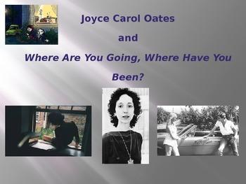 Joyce Carol Oates: Essential Journal Questions