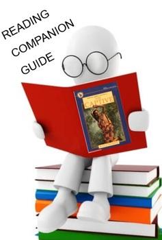 ELA - The Captive (Joyce Hansen) Reading Companion Interactive CLOSE READING