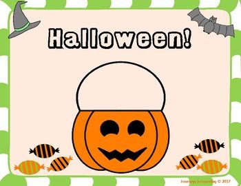 Halloween!  (FRENCH)