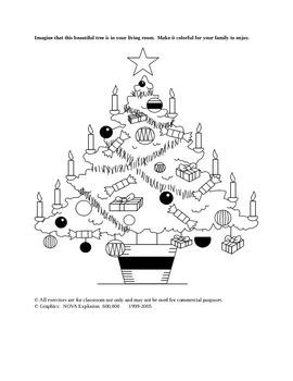 Joyeux Noel  K-2  Activities