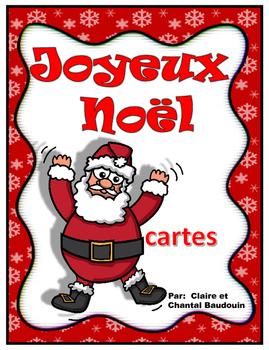 Joyeux Noël  cartes