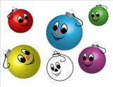 Joyful Christmas Ornaments