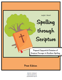 Joyful Heart Spelling through Scripture