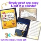 Daily Journal Writing!  An ENTIRE YEAR of Print & GO Journal Writing Prompts!