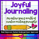 Daily Journal Writing!  An ENTIRE YEAR of Print & GO Journ