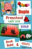 Jr Engineers, Lady Bug, Learning with Duplo® Bricks