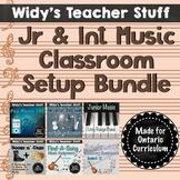 Jr-Int Music Classroom Startup Bundle