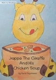 Jrappa The Giraffe And His Chicken Soup