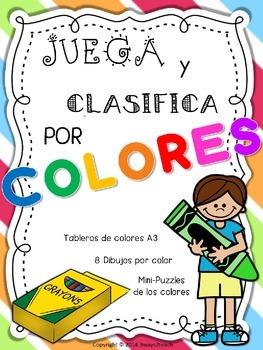 Juega por colores