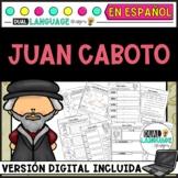 Juan Caboto en español / John Cabot de Leon in Spanish