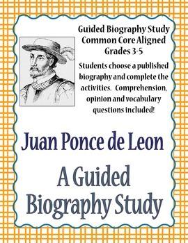 Juan Ponce de Leon Explorer