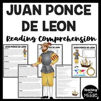 Juan Ponce de Leon, Explorer, Fountain of Youth, Florida, Spanish