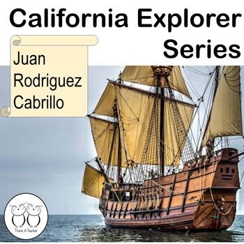 Juan Rodriguez Cabrillo: California Explorer Engaging Close Reading & Activities