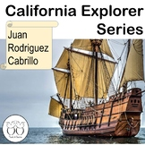Juan Rodriguez Cabrillo California Explorer Engaging Close Reading & Activities