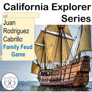 Juan Rodriquez Cabrillo Family Feud Game