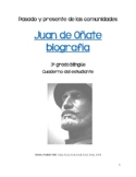 Juan de Oñate Bilingual Package