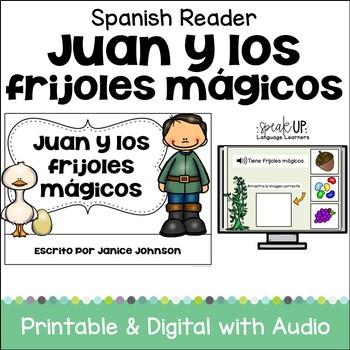 Juan y los frijoles mágicos Spanish Jack & the Beanstalk Reader