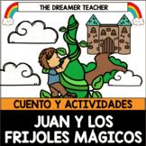 Juan y los frijoles mágicos: cuento y actividades