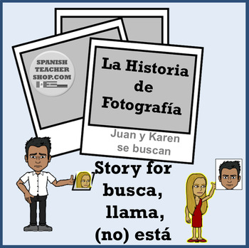 Juanes Fotografia Tprs Story Free By Spanishplans Tpt