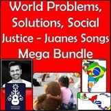 Juanes, Social Justice, World Problems & Solutions Bundle in Spanish
