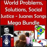 Juanes, Social Justice, World Problems & Solutions Bundle