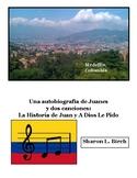 Juanes y las canciones La Historia de Juan y A Dios le Pido