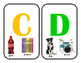 Jubilee's Junction - ALPHABET Poster Set A-Z Vivid Colors