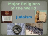 Major Religions of the World series - Judaism