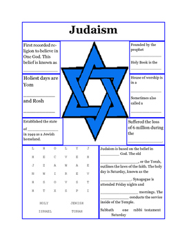 Religion: Judaism