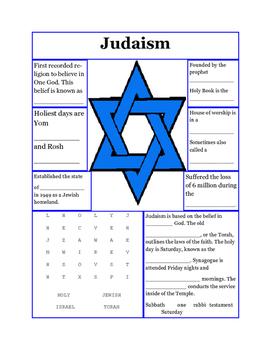 Religion: Judaism