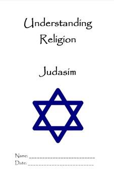 Religion: Judaism Booklet