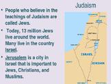 Judaism & Christianity