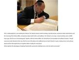 Judaism Gallery Walk