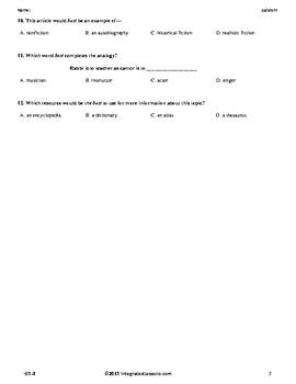 Judaism - Grade 5