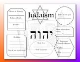 Judaism Visual Study Guide