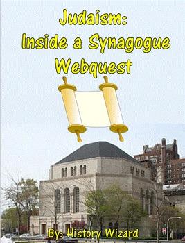 Judaism: Inside a Synagogue Webquest