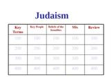Judaism Jeopardy Game