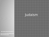Judaism Mini-Lesson PowerPoint