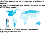 Judaism- The Story of Exodus